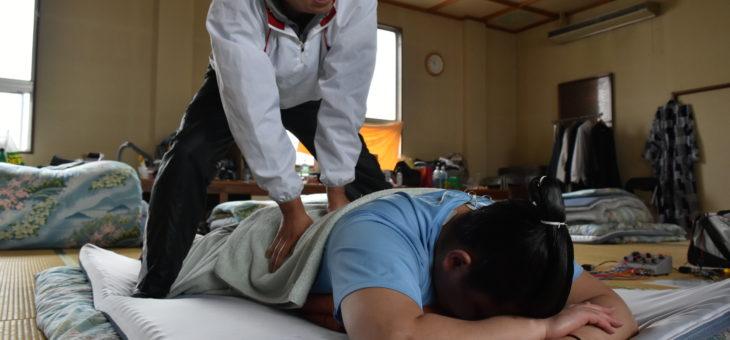 【39デザインマットレスで、アスリートはぐっすり眠れるのか!?〈2〉】〜山響部屋 北磻磨関篇〜