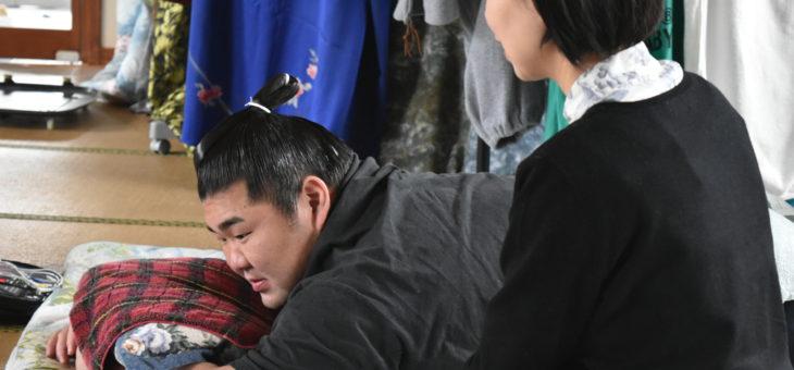 【39デザインマットレスで、アスリートはぐっすり眠れるのか!?〈4〉】〜山響部屋 鳰の湖篇〜